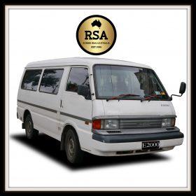 E2000 Van