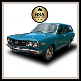 RX3/808 Wagon