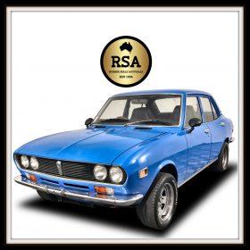 RX2 / Capella Sedan