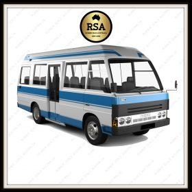 Mazda T3000 T3500 Bus