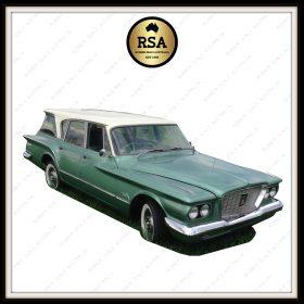 Plymouth Valiant Wagon 1960-62